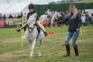 THE PONY CLUB GAMES AT KEITH SHOW 6586